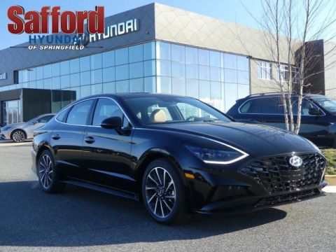 New 2020 Hyundai Sonata Limited 1.6T #LH029654