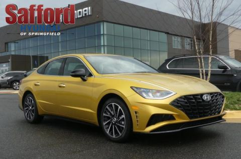 New 2020 Hyundai Sonata SEL Plus 1.6T #LH045080