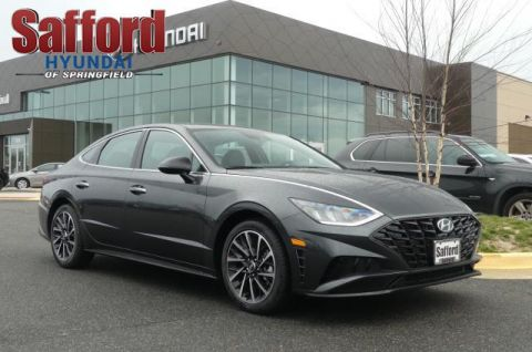New 2020 Hyundai Sonata SEL Plus 1.6T #LH040747