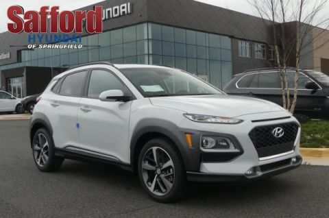 New 2020 Hyundai Kona Limited DCT AWD #LU547950