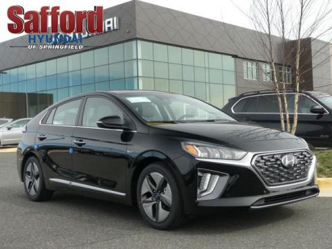 New 2020 Hyundai Ioniq Hybrid Limited Hatchback #LU203002