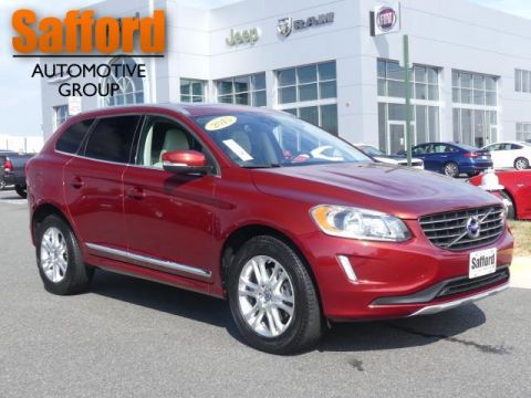 Pre-Owned 2015 Volvo XC60 FWD 4dr T5 Drive-E Platinum